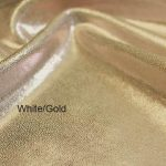 White/Gold Mystique