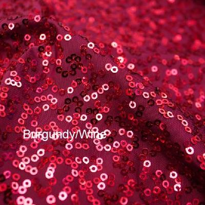 Burgundy/Wine Zsa-Zsa and Wine Tricot