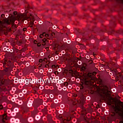 Burgundy/Wine Zsa-Zsa and Wine Tricot