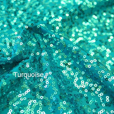 Turquoise Zsa-Zsa