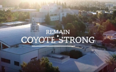 CSUSB Remains Coyote Strong (Video)
