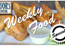 Weekly Food Specials at Prior's Tap and Tavern