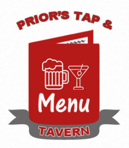 Prior's Tap and Tavern Drink Menu