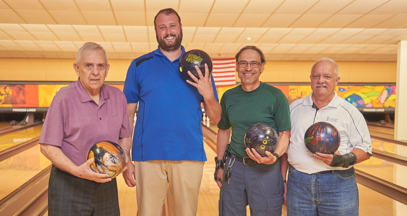 Start a bowling fundraiser at Princess Lanes in Caste Village