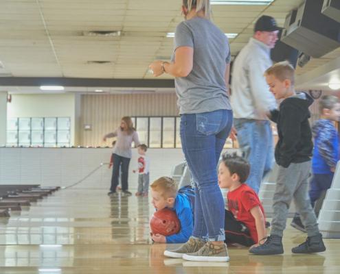 Birthday Bowling Party at Princess Lanes 2