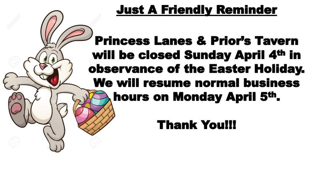 Princess Lanes Bowling Center