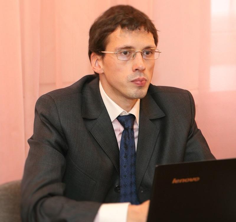 Hrykov Vladimir Pavlovich political scientist, geographer