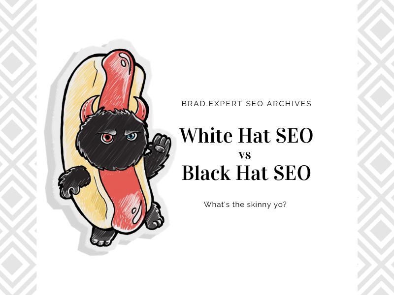 White Hat SEO vs Black Hat SEO