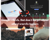 Google is important, but don't forget about other search engines
