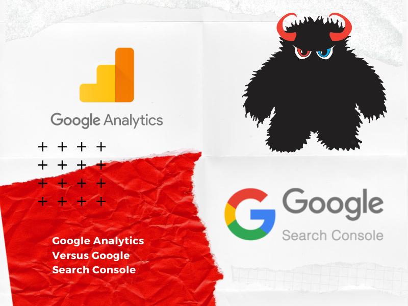 Google Analytics vs Google Console