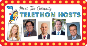 Lights, Camera, Action: The CSF Telethon Brightens the Future of Coronado Schools with Megawatt Hosts!