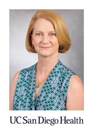 Headshot of Dr. Susan Little from the University of California San Diego
