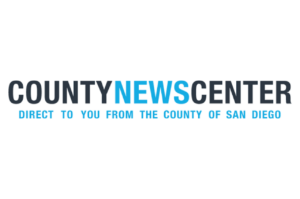 Logo for San Diego County News Center