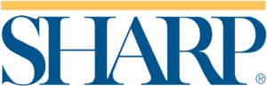 Logo for SHARP HealthCare