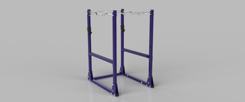 strength training pro rack