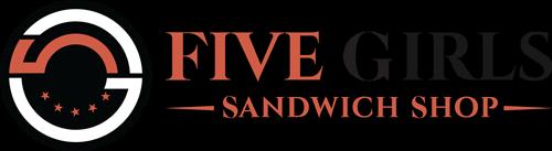 five girls sandwich shop