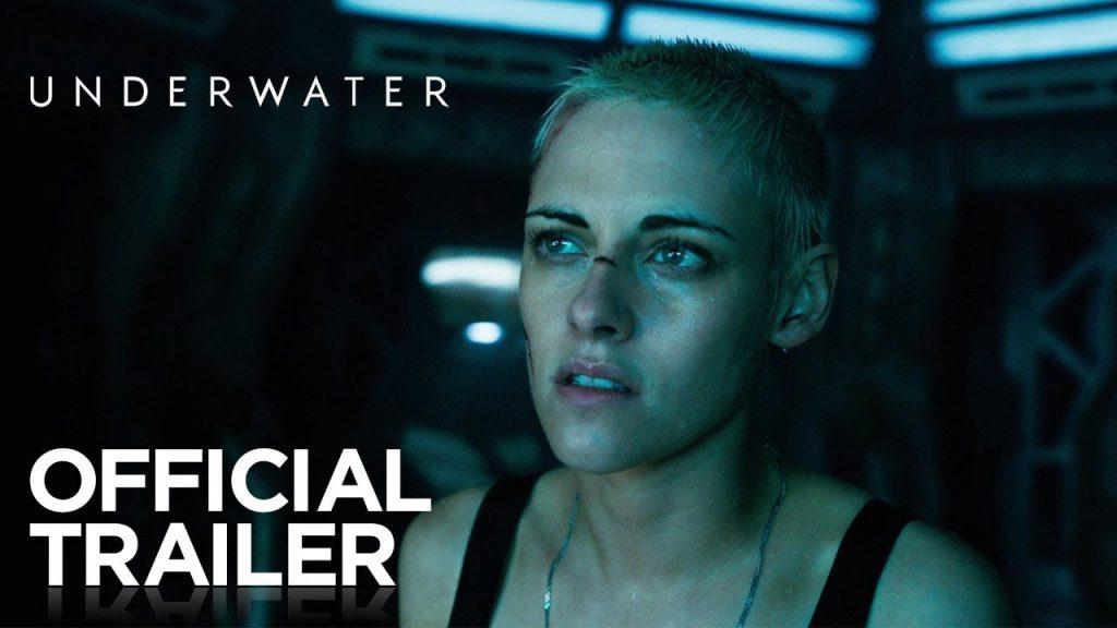 Underwater (2020) หนีตายใต้น้ำ ภาพยนตร์ที่ลุ้นระทึกที่สุด