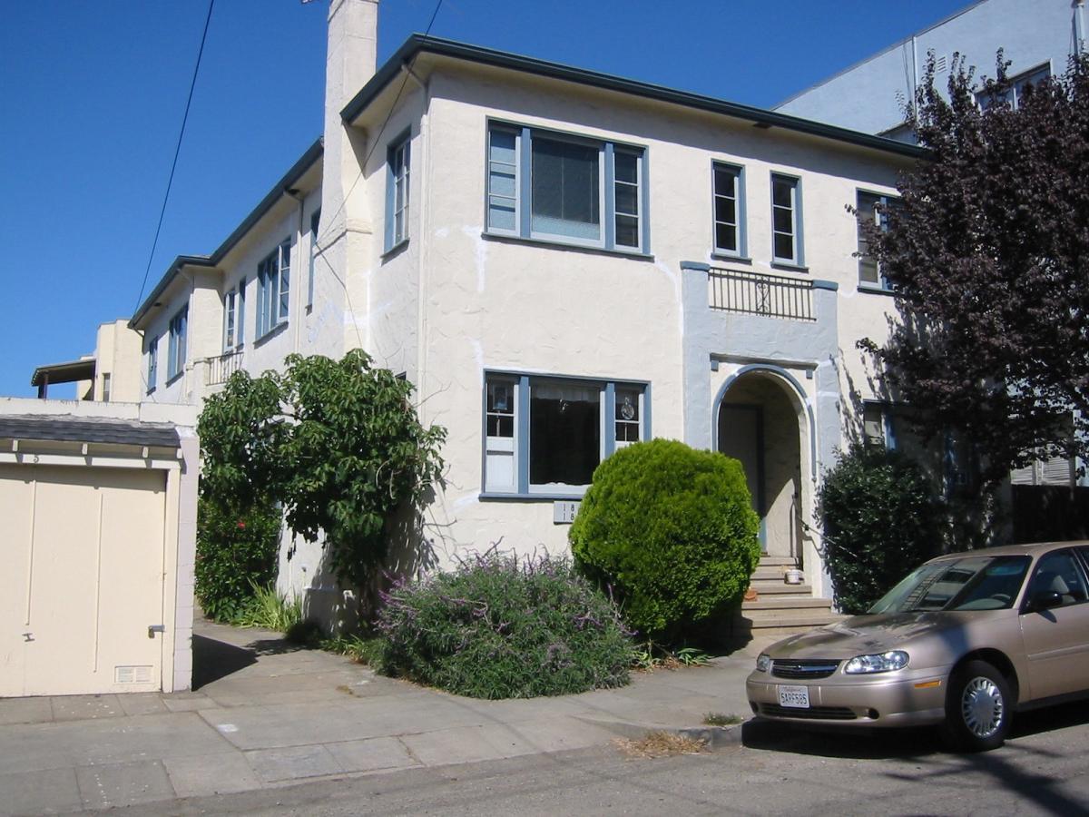 1832 Walnut Street, Berkeley, CA 94709