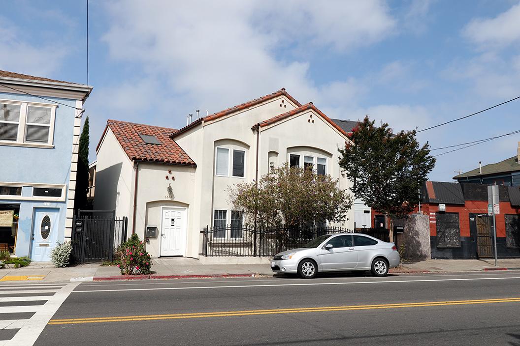 6605 Shattuck Ave #1, Oakland. CA 94609