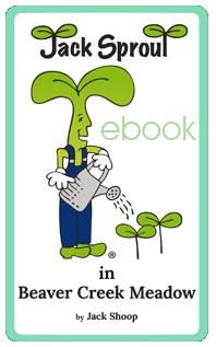 Adventures of Jack Sprout in Beaver Creek Meadow – EBook