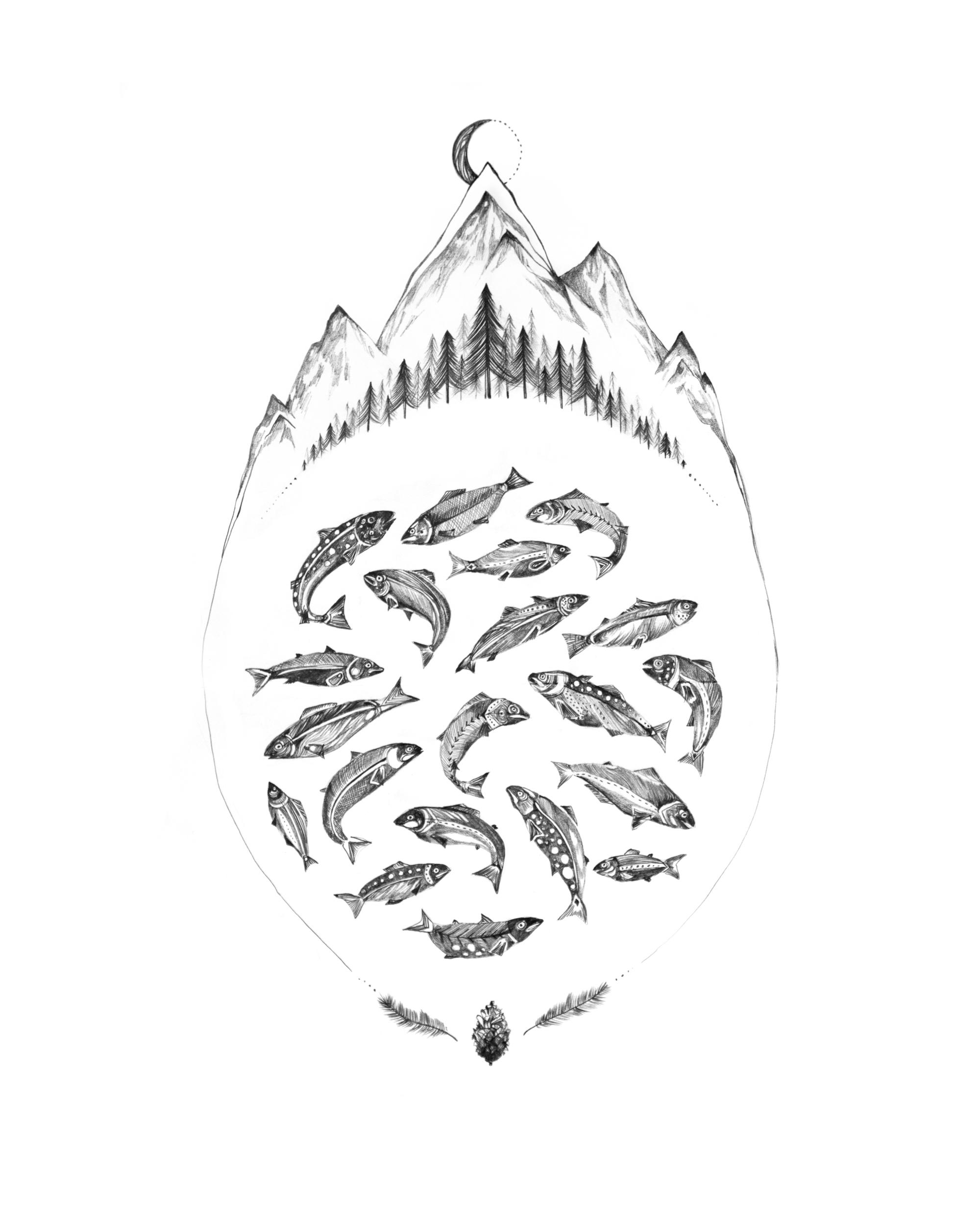 6-Bec_Kilpatrick_Illustration_PatternBecKil_RekinspireShirt2