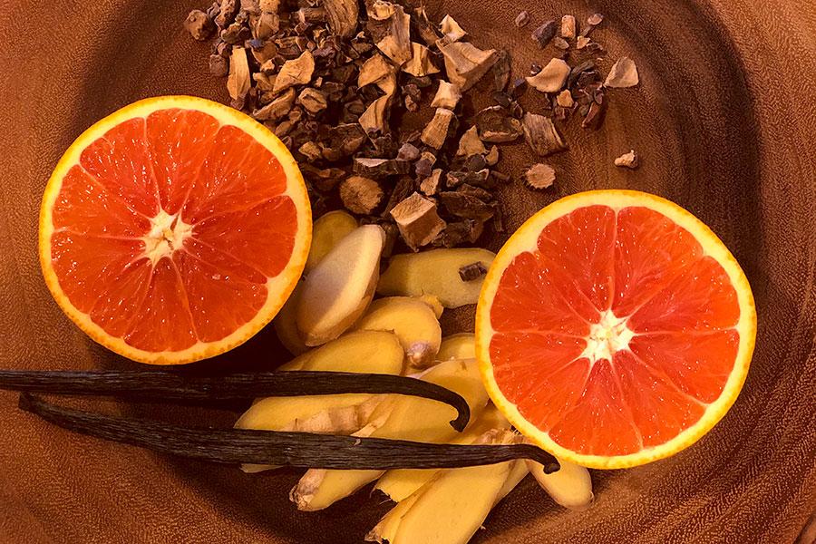 Orange Cacao Bitters Mix