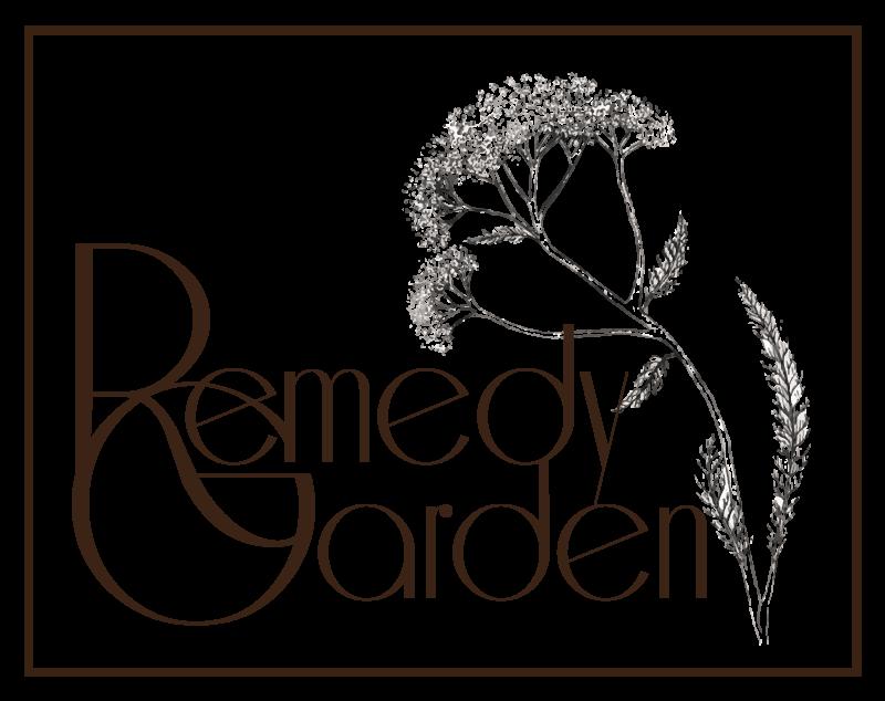 Remedy Garden Logo Image