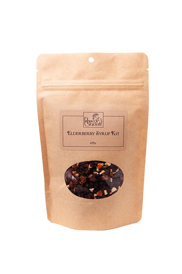 Elderberry Syrup Kit Bag