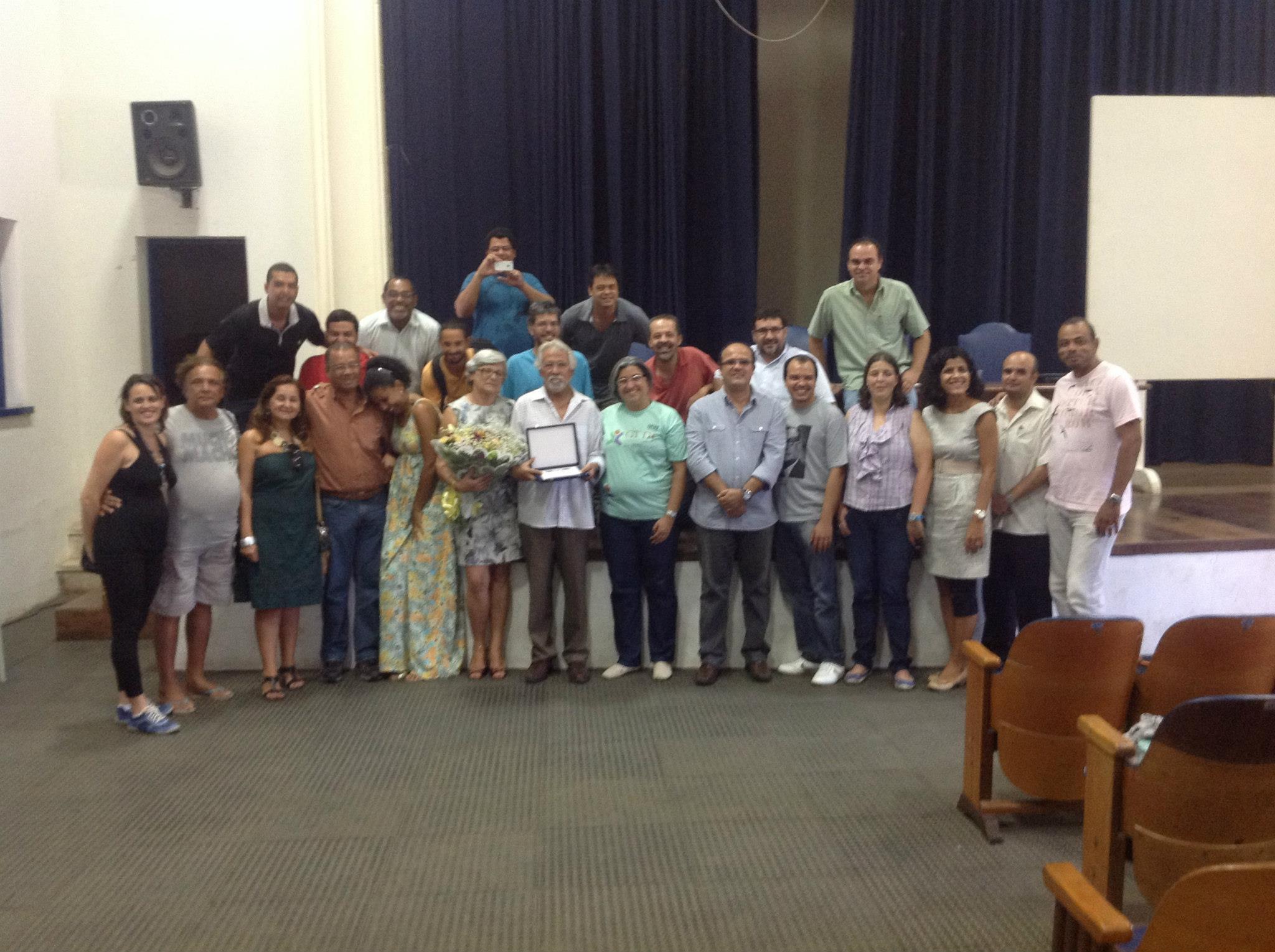 GALERIA DE FOTOS – Homenagem ao Prof. Joelito