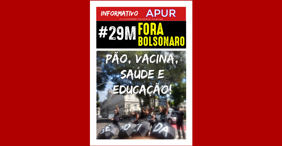 Informativo APUR – Nº73