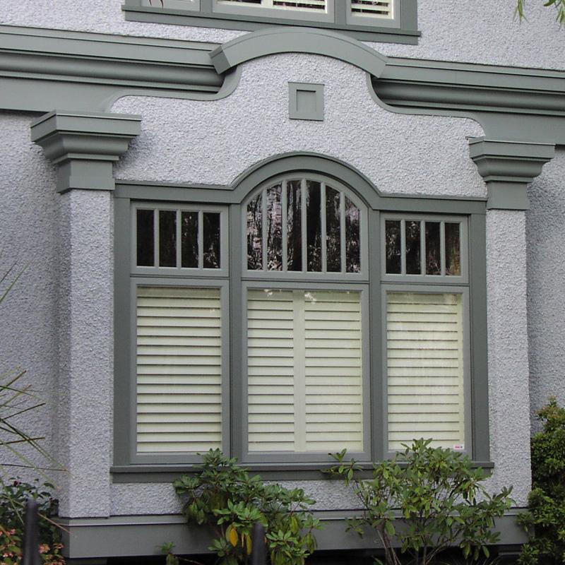 Chemcrest Decorative Moulding around window