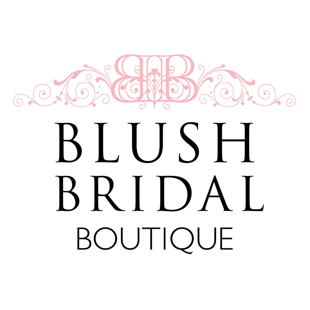 blush bridal logo