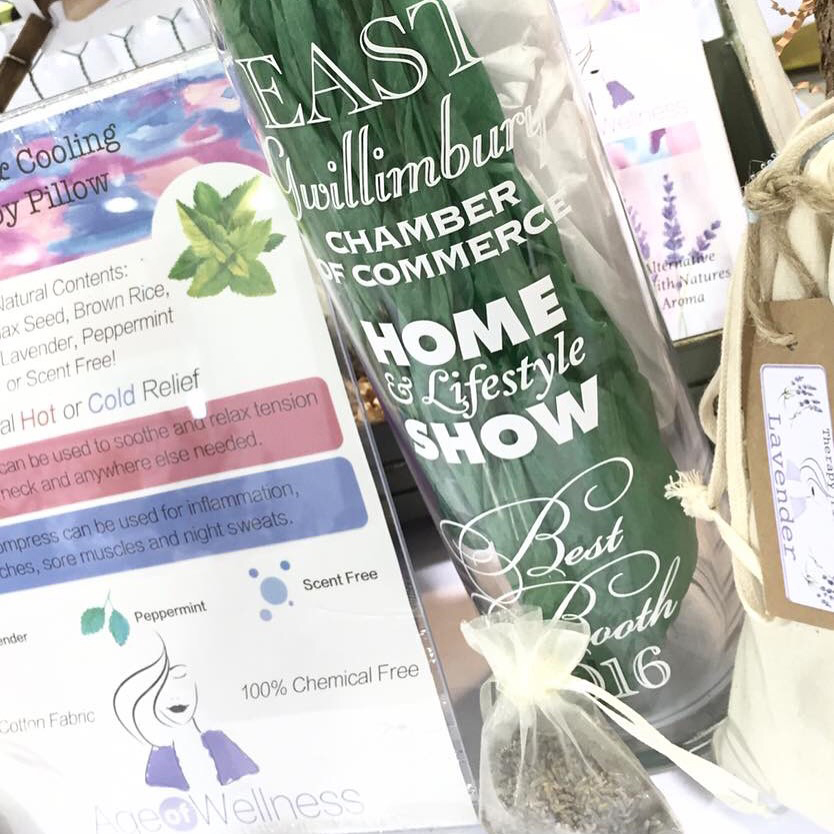 east gwillimbury home show award vase