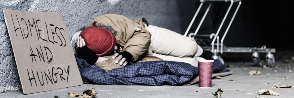 What is homelessness? Phoenix Narrative,