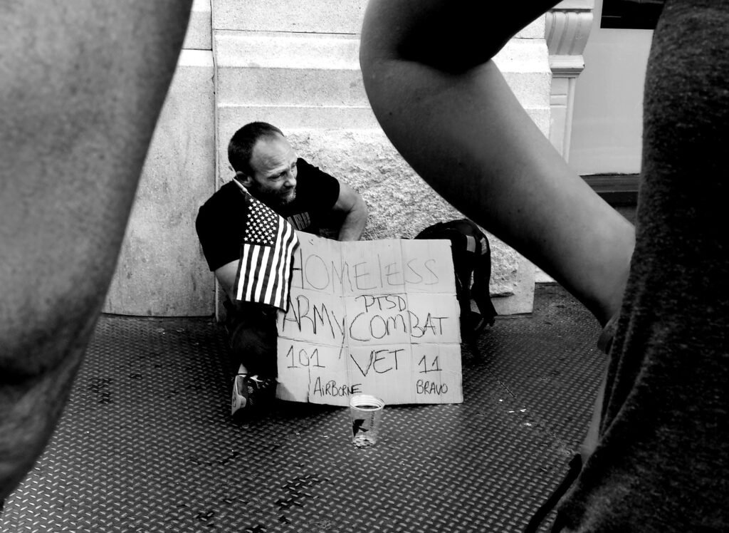 Homeless Veterans Army, Phoenix Narrative,