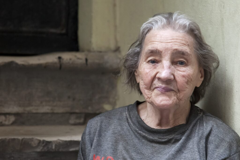 Elderly poor homeless, Phoenix Narrative, homelessness