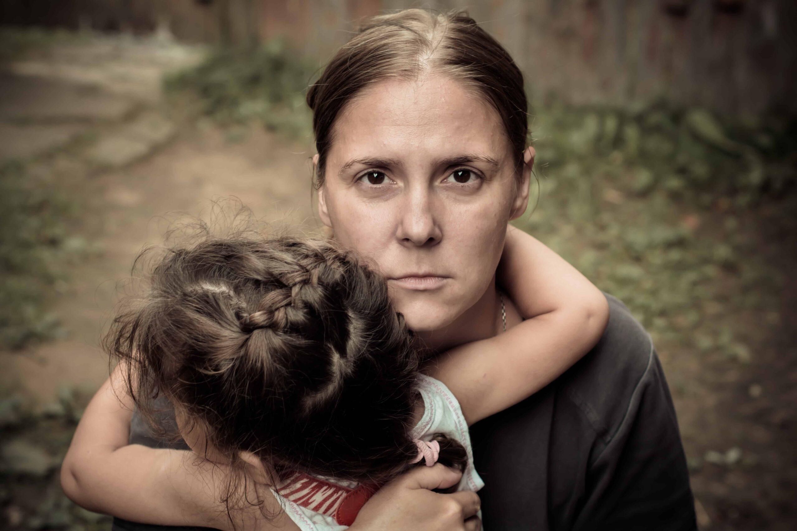 homeless families