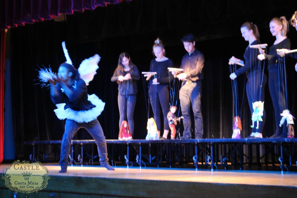 1782 150613 WSOC 9th Grade Marionette fairy in tutu