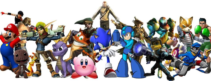 Video Game List of Characters