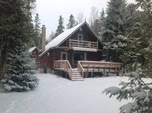 closing the cottage for winter