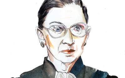 Mourning the Passing of Ruth Bader Ginsberg