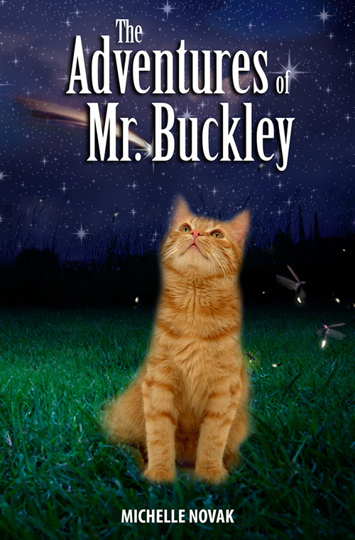 The Adventures of Mr. Buckley cover