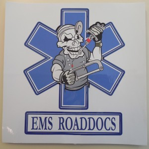 EMS Decal
