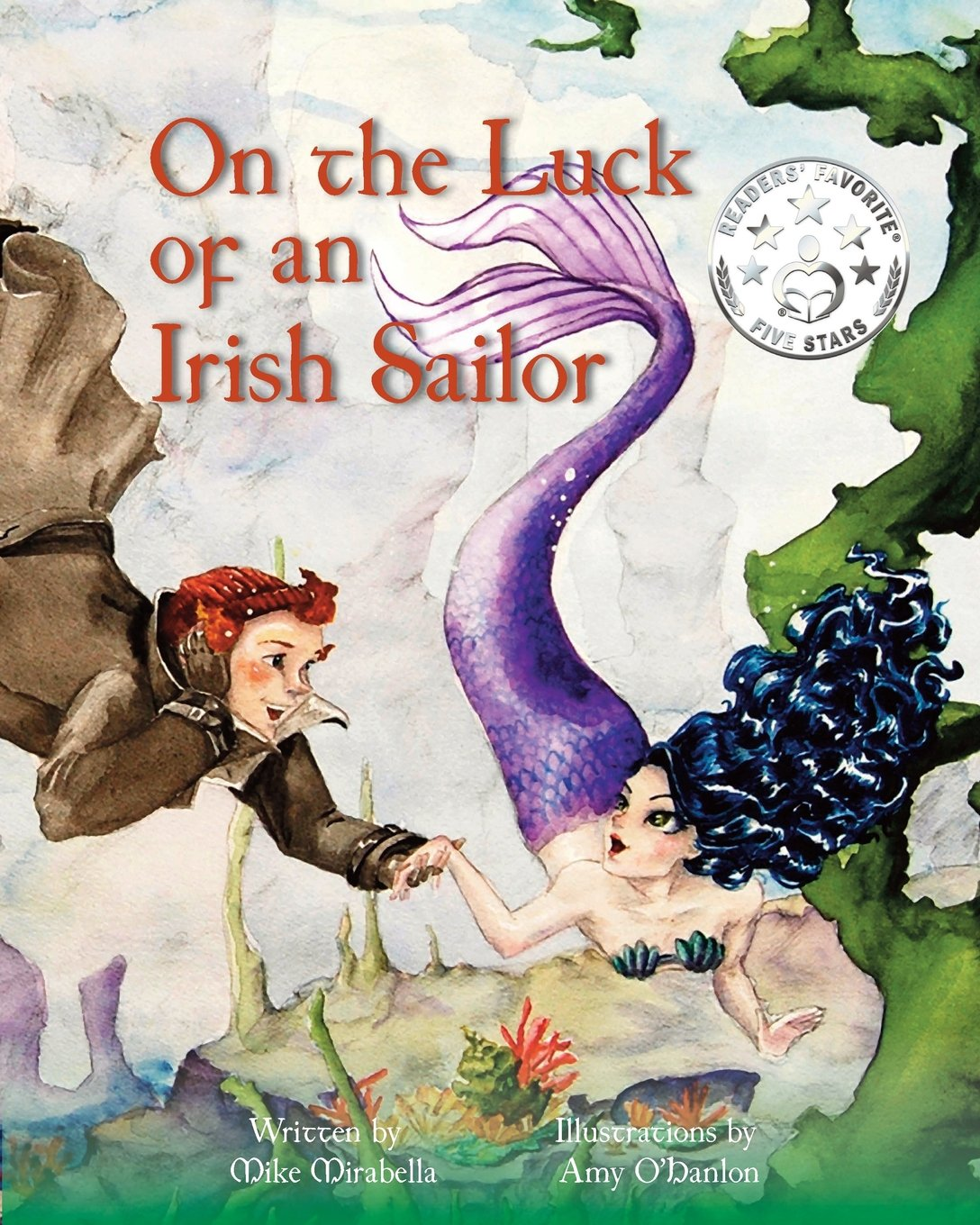 luck of irish sailor cover