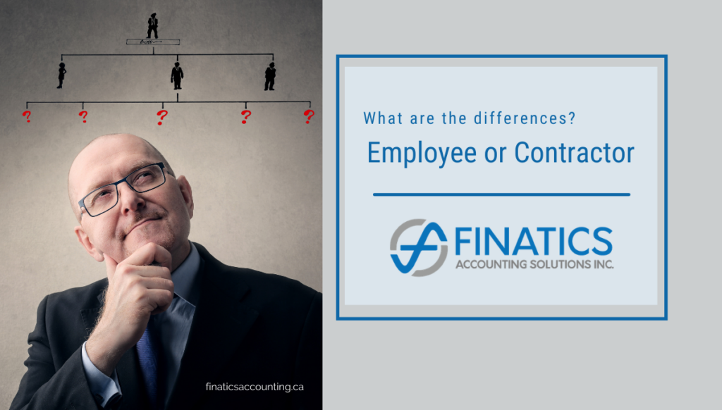 employee or contractor