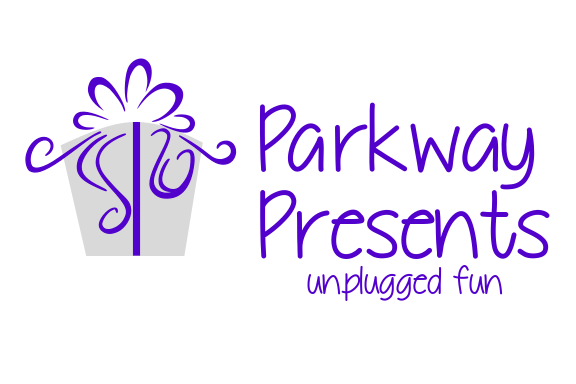 Parkway Presents Stacked Logo color