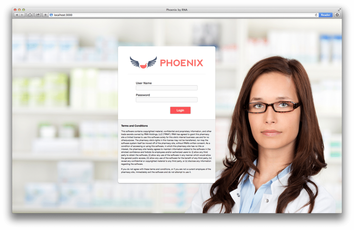 Phoenix-Open-Screen