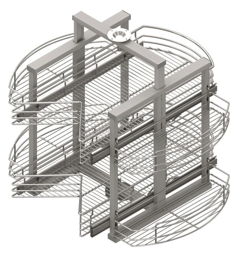 Turning Basket