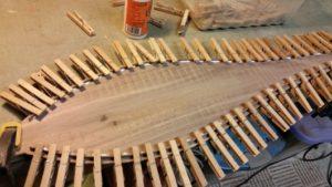 strips installed on back2