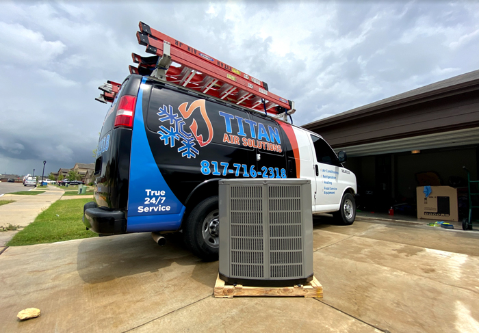 Titan Air solutions Air Conditioning Services